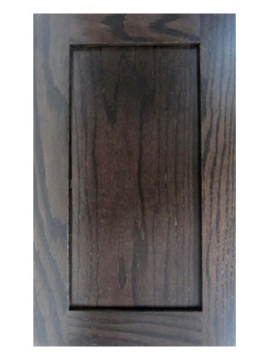Oak – Brown Mahogany