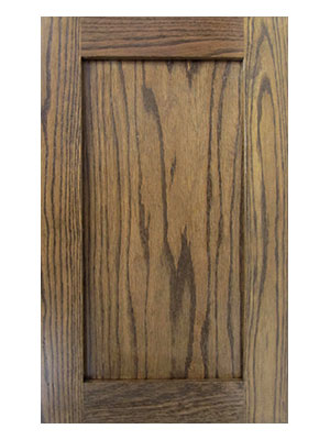 Oak – Fumed Oak