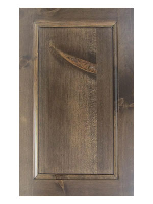 Pine – Gunstock Walnut