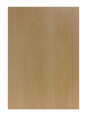 Melamine – Natural Maple – Slab