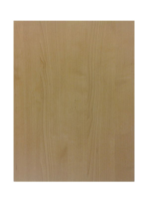 Thermofoil – Natural Maple – Slab
