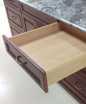 Melamine Drawer Box with Soft Close